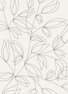 line art leaves L Wallpaper, Whatsapp Wallpaper, Cute Patterns Wallpaper, Iphone Background Wallpaper, Aesthetic Iphone Wallpaper, Aesthetic Wallpapers, Pattern Wallpaper Iphone, Abstract Iphone Wallpaper, Geometric Patterns