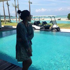 Private Island at kep Seribu Indonesia
