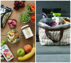 How to eat well while moving - also great info for traveling