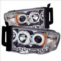Cheap Spyder Projector Headlights 02-05 Dodge Ram 1500 sale