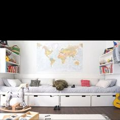 Another cool playroom idea