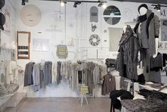 Grey | The Art of Knit by United Colors of Benetton, New York