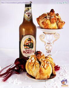 Mele in gabbia frizzanti | ricetta concorso Birra Moretti