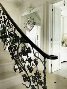 Foyer by interior designer Sera Hersham-Loftus.