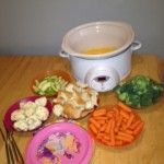 Easy and Frugal Cheese Fondue