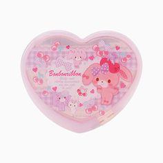 Bonbon ribbon heart mirror