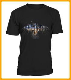 Bald Eagle US Flag Womens TShirts - Ostern shirts (*Partner-Link)