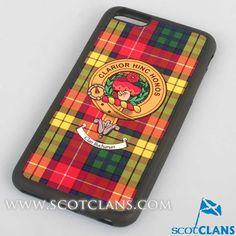 Buchanan Clan Crest iPhone Case