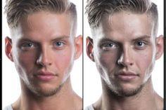 Hollywood Skin Effect in Lightroom