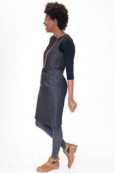 Pheobe Dress :: Colette Patterns