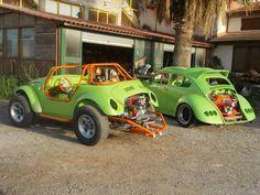Bug Buddies vw modified beetle