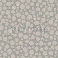 Muted Circles Vector Ornament by Elly Cooke at patterndesigns.com Vector Pattern, Pattern Design, Muted Colors, Surface Design, Circles, Your Design, Ornament, Patterns, Simple