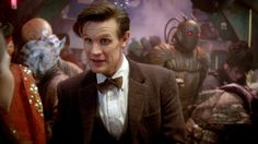 Doctor Who: The Rings of Akhaten It's so adorable how excited he gets