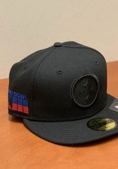 New Era Pittsburgh Steelers Mens Black Tonal Super Bowl Side Patch 59FIFTY Fitted Hat - 59005908 Pittsburgh Pirates, Pittsburgh Penguins, Pittsburgh Steelers, Steelers T Shirts, Go Steelers, New Era Logo, Pitt Panthers, Super Bowl, Color Pop