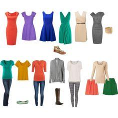 """True spring wardrobe"" by sduba on Polyvore"