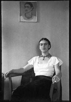 Frida at the Barbizon  Plaza Hotel, 1932