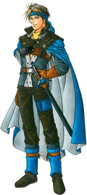 Suikoden II - Flik. I will ALWAYS love you. <3 my first love