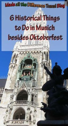 6 Historical Things to Do in Munich besides Oktoberfest