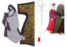 Kristina Alberti textiles research http://1granary.com/central-saint-martins-fashion/kristina-aliberti/