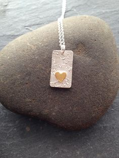 Heart of gold £32.00