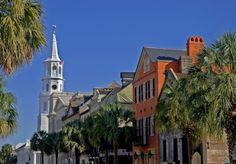 Charleston in South Carolina