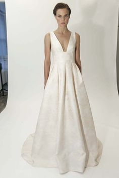 Lela Rose Bridal Spring 2015 - Slideshow - Runway, Fashion Week, Fashion Shows, Reviews and Fashion Images - WWD.com