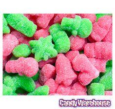 Wonka SweeTarts Christmas Gummy Candy: 75-Piece Bag    $4.00