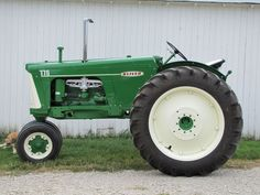 770 Oliver Tractor