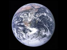 Earth from space [large]