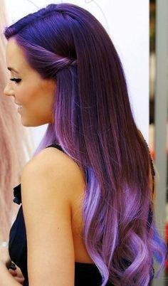 resultado pesquisa google cabelos coloridos degradê