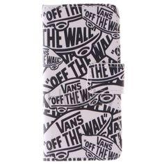 Quermuster Wallet Magnetic Schlag-Standplatz TPU   PU-Leder Tasche für iPhone 5C Marke