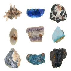 CRYSTALS AND MINERALS | Cornwall     ✫ღ⊰n