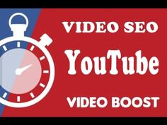 YouTube Video SEO And Promotion