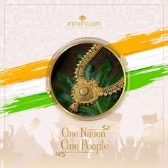 Celebrating our glorious nation and its people. Happy Independence Day Gold Jewellery Design, Gold Jewelry, Contemporary Wedding Jewellery, Happy Independence Day, Temple Jewellery, First Nations, Wholesale Jewelry, Indian Jewelry, Traditional