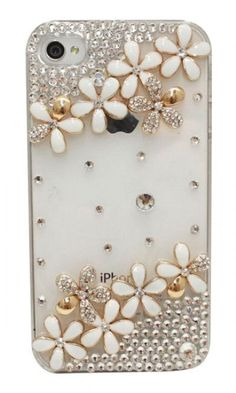 Daisy Bling iPhone Case ❦