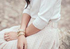 feminine details   softness