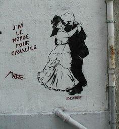 Miss.Tic Street Art