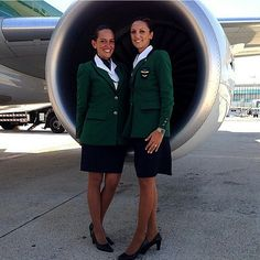 Alitalia Stewardesses, tcdity's Instagram