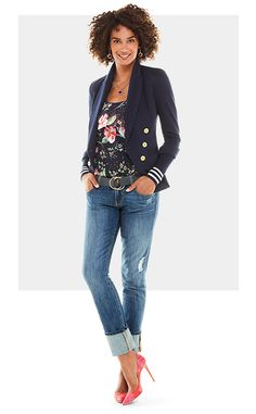 Women's Casual Outfits | cabi Spring 2017 Collection