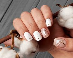 smalto bianco con disegni geometrici idee unghie 2021 decorazioni con strass Sweater Nails, Beautiful Nail Designs, Real Style, Some Girls, Christmas Nails, Holiday Nails, Female Images, Nail Manicure, Nail Artist