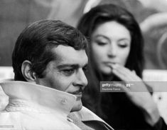 The actors Omar Sharif and Anouk AIMEE in a scene from the film LE RENDEZ-VOUS in April Get premium, high resolution news photos at Getty Images Stephane Audran, Anouk Aimee, Dr Zhivago, Lawrence Of Arabia, Still Image, Girl Humor, Film Le, Gentleman, The Outsiders