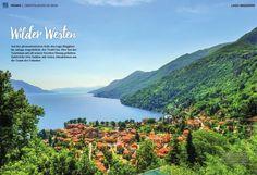 Der wilde Westen des Lago Maggiore Readly - Lust auf Italien - 2016-04-20 : Seite 18