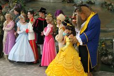 The Disney Princess and Prince Photo Shoot / http://www.tutorfrog.com/the-disney-princess-and-prince-photo-shoot/