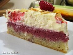 A nice name for a cake you can not find? And he is aptly named! Cooking Chef, Cooking Recipes, Sweet Pie, Sweet Sweet, Red Fruit, Breakfast Dessert, Cookies Et Biscuits, Tourbillon, Cheesecakes