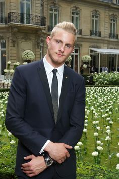 Alexander Ludwig is BVLGARIs Latest Brand Ambassador image Bulgari Event 003