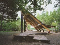 Rural Studio, Masons Bend, Alabama. #architecture #design