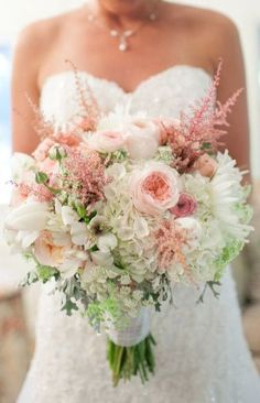 Image result for ranunculus and hydrangea bouquet