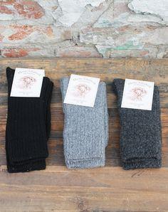 Merino kashmir sokker