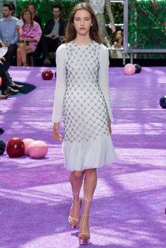Perfeição *-* - Christian Dior Fall 15 Couture