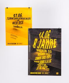 ROCKER33 club